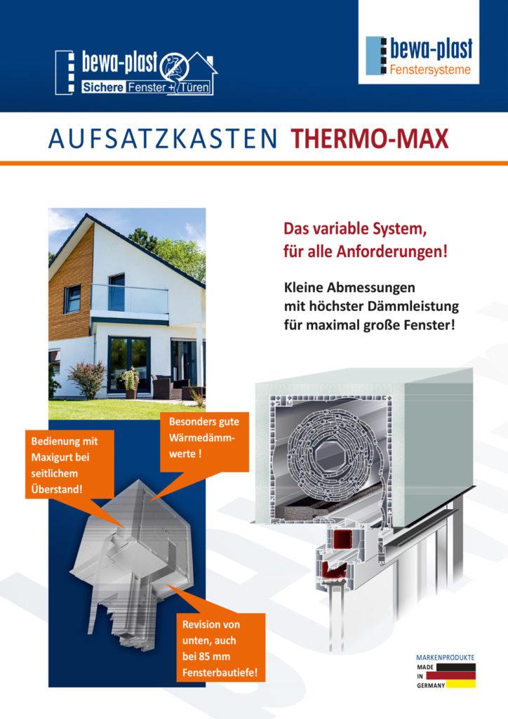 Titelbild Aufsatzkasten Thermo-Max