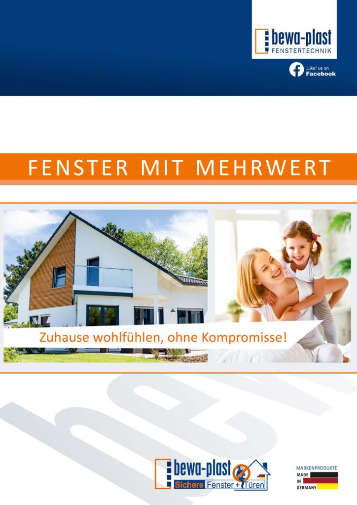 Titelbild Fenster mit Mehrwert