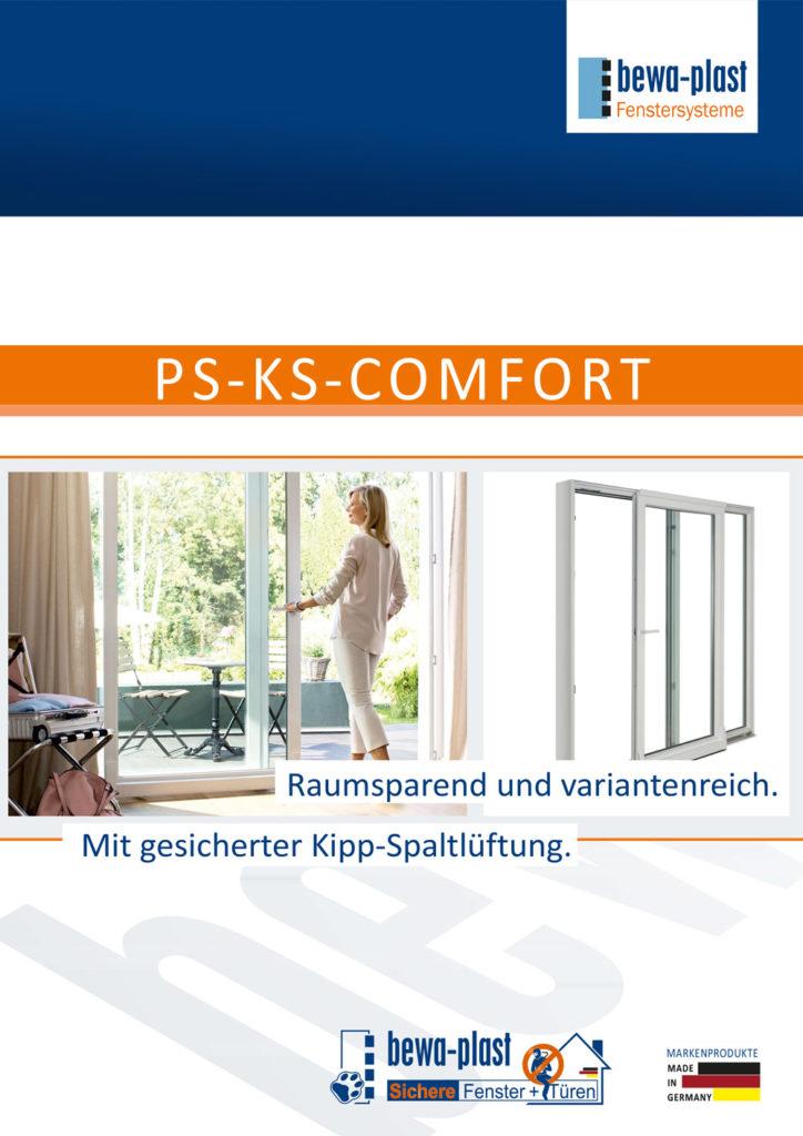 Titelblatt PS-KS-Comfort Tür