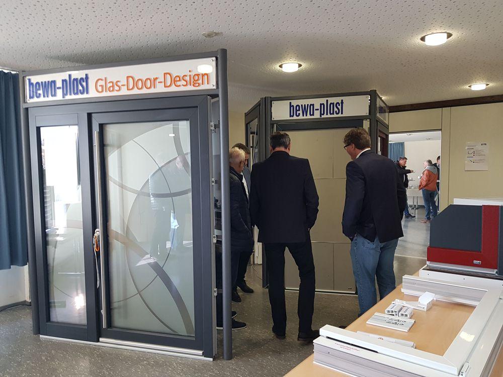 Händlerseminar 2018 – Ausstellung Westerwaldhalle