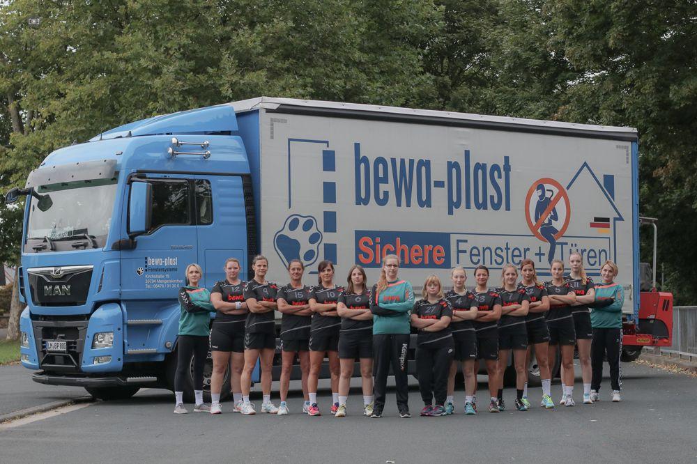 bewa-plast unterstützt seit vielen Jahren heimische Vereine