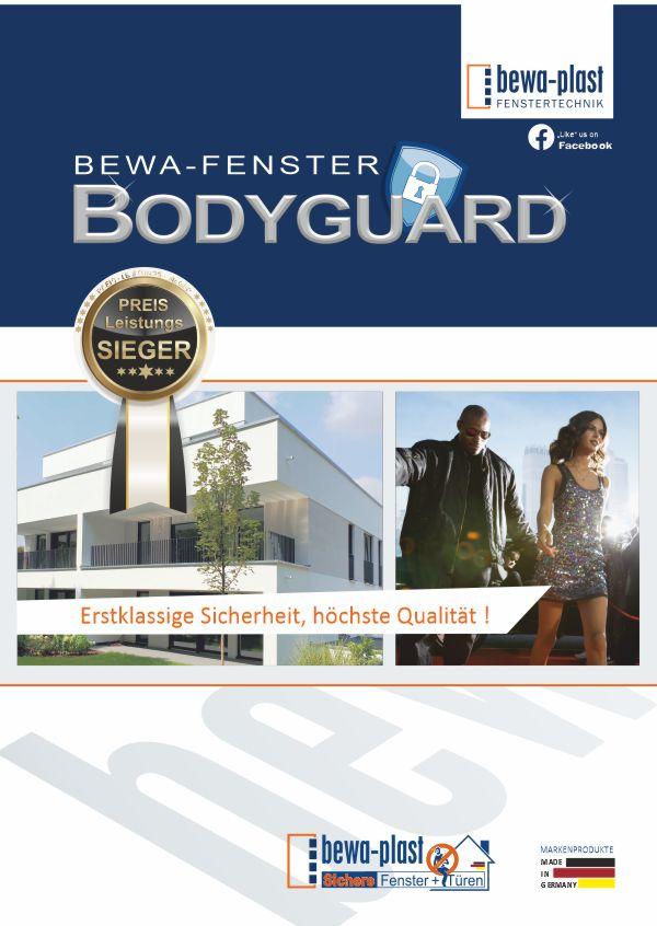 Prospekt Bodyguard 2021
