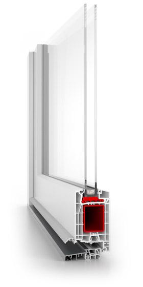 Haustürsystem K70 Vario 4