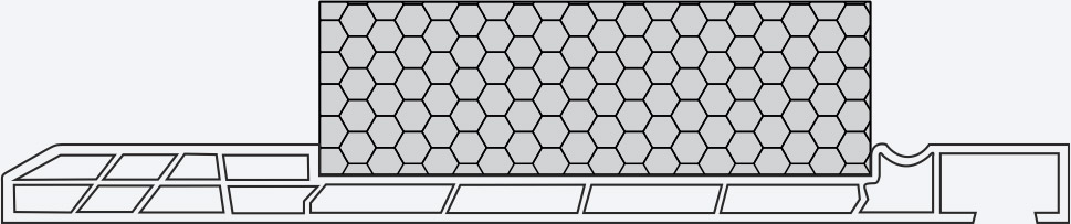 Kastendeckel Thermoflex KTF 22